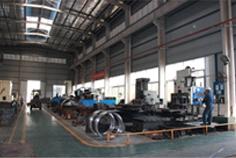 桂林鸿程生产车间