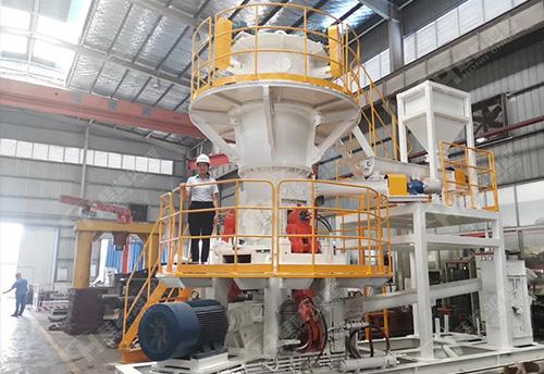 广西矿粉立磨厂家 桂林鸿程大型立磨
