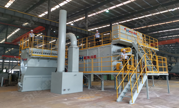 广西桂林氢氧化钙设备厂 桂林鸿程环保