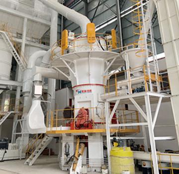 HLMX系列超细立式磨粉机