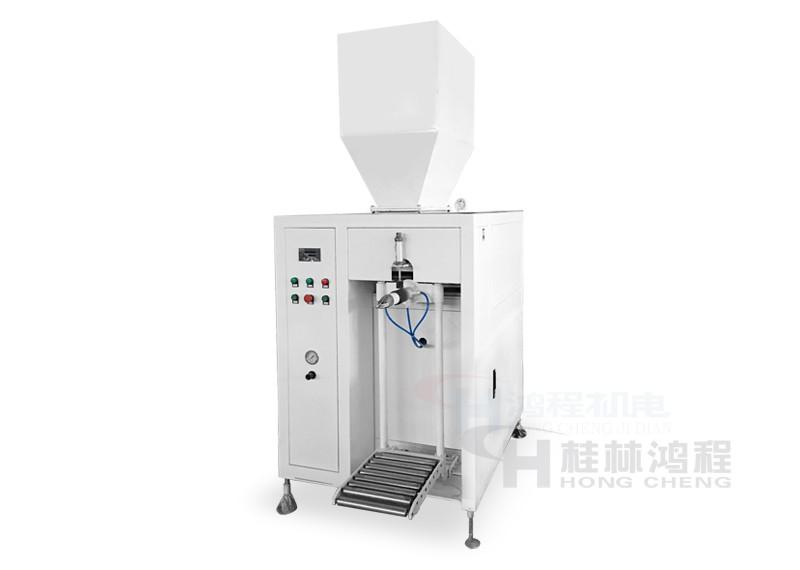 微细粉阀口包装机