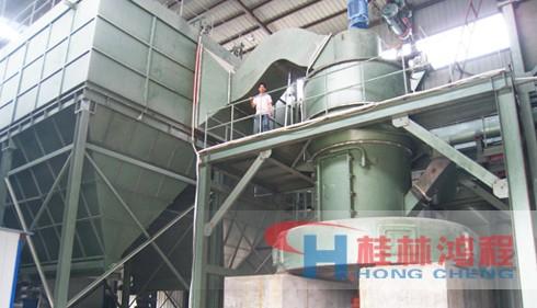 HC2000大型磨粉机