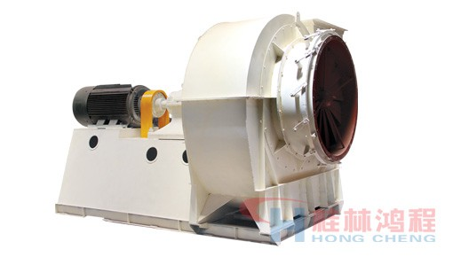 桂林鸿程磨粉机高压风机