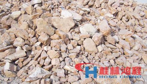 钾长石制粉