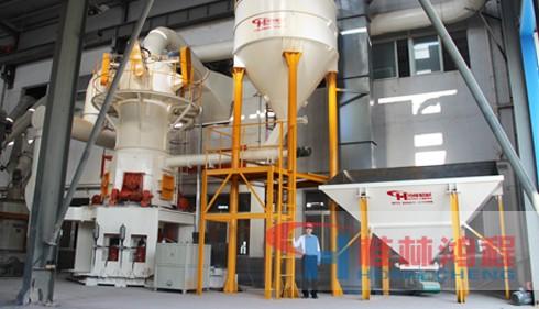 氟石超细磨机 超细立式磨粉机 氟石立磨