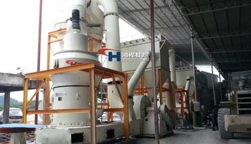 HCQ系列磨粉机