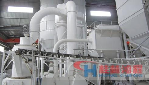 HC纵摆系列磨粉机