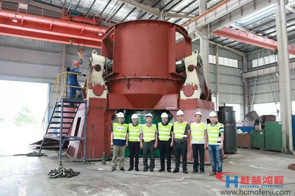 桂林鸿程磨粉机桂林鸿程为中国贡献一个全球品牌,成就磨粉机制造领域里的先锋力量