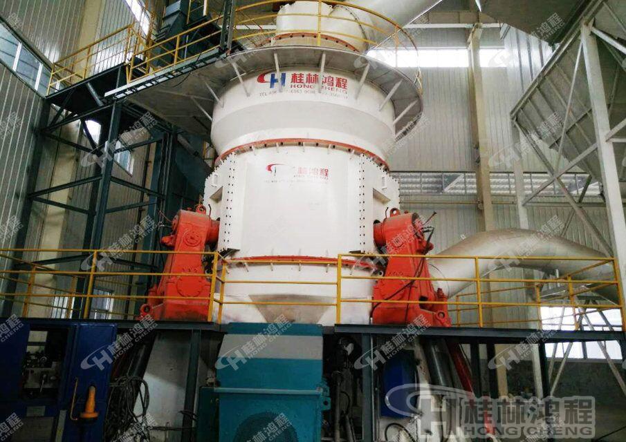 桂林鸿程HLM立式磨粉机