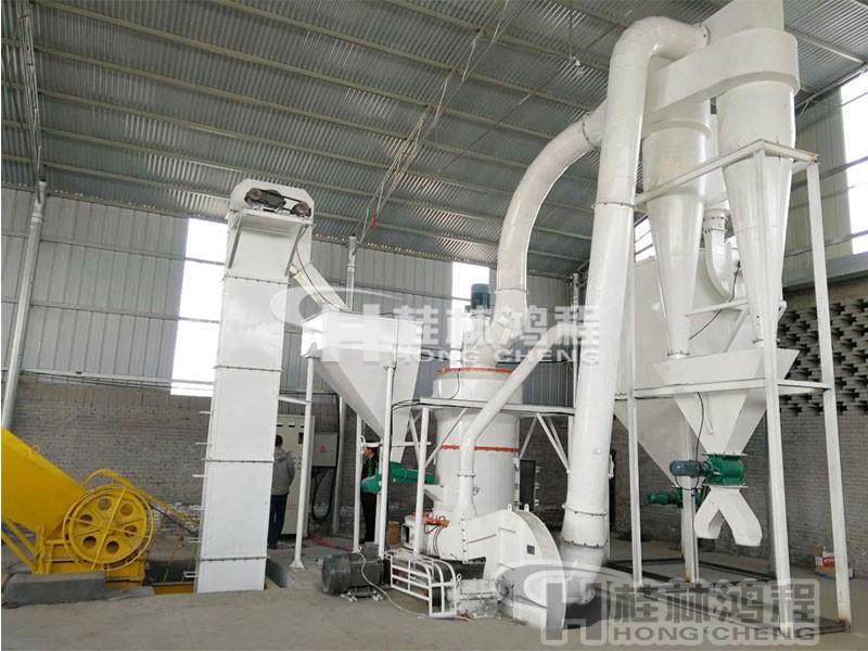 雷蒙磨粉机 雷蒙磨 20-400目粉砂一体磨机