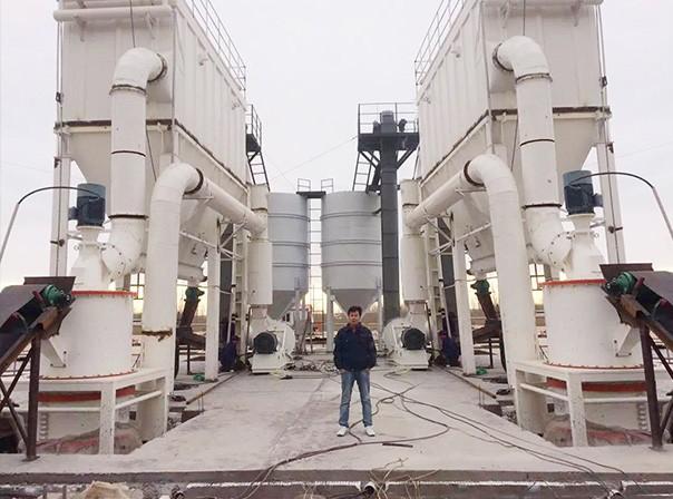 碳酸钙生产设备