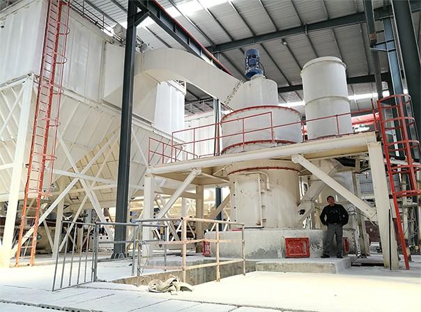 桂林鸿程磨粉机HC2000磨粉线