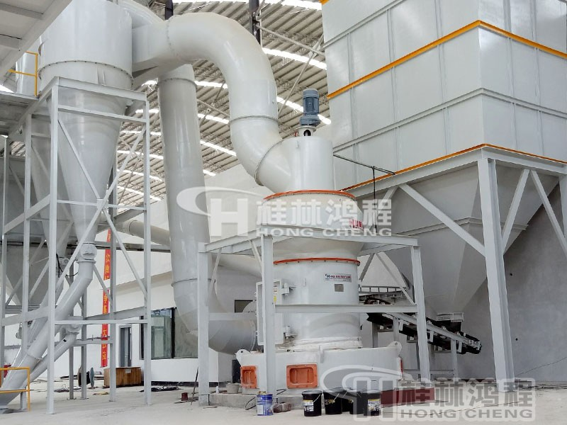 矿石雷蒙机HC1700摆式磨粉机
