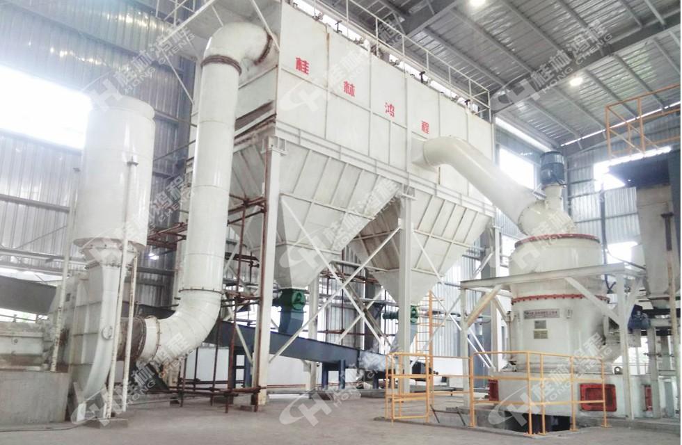 沸石粉厂需要什么设备?