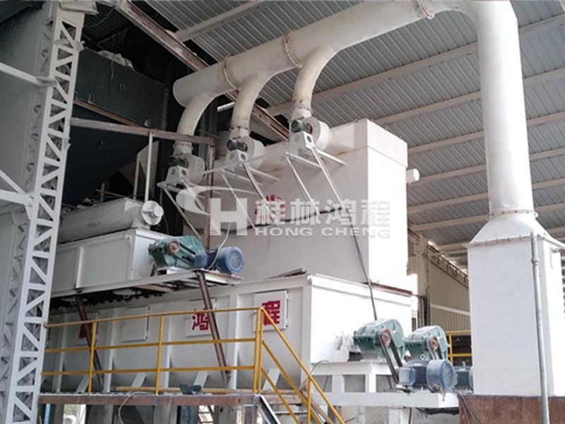新型轻质碳酸钙生产线1250目
