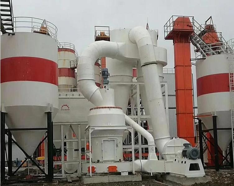 石灰石砂粉一体机制砂加选粉机生产线