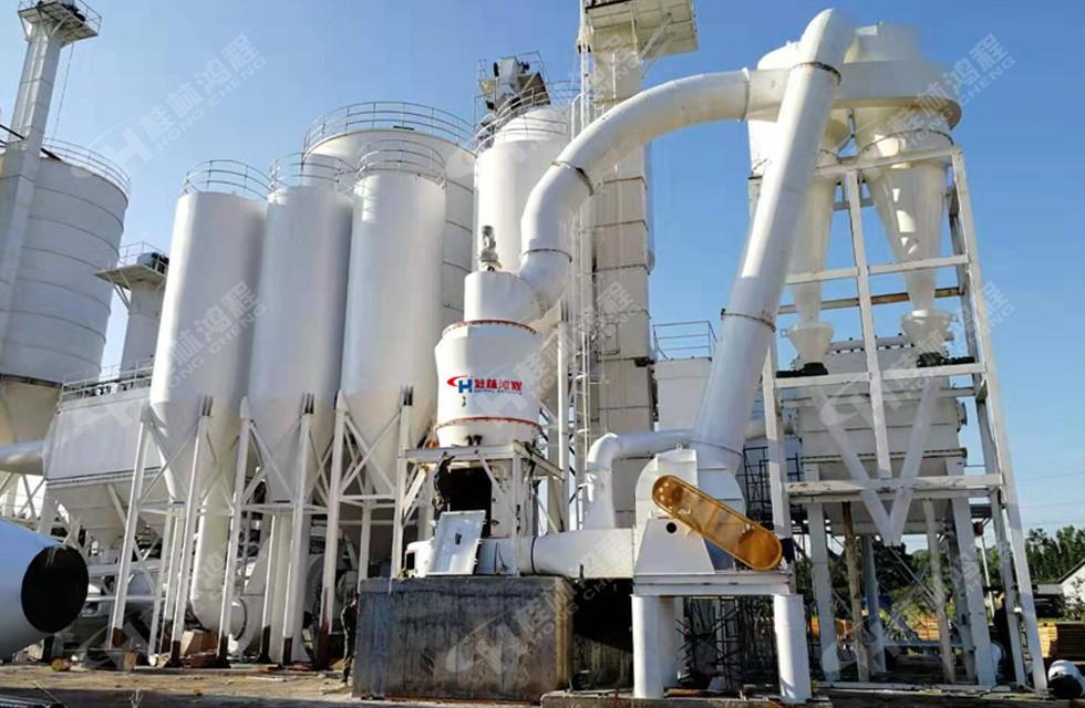 脱硫石灰石粉生产线设备