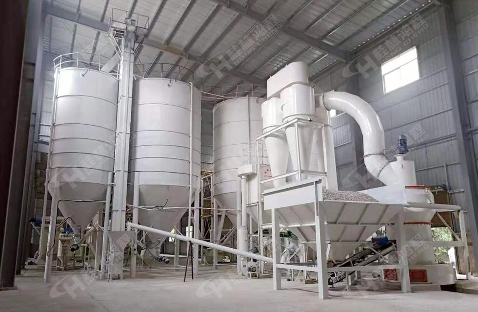 20吨氢氧化钙生产设备