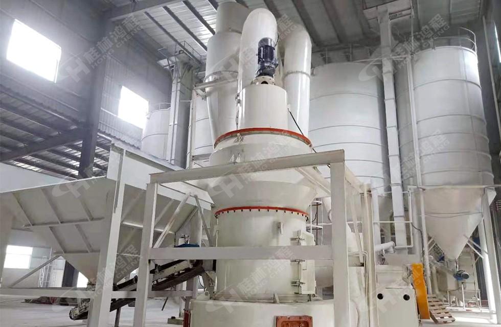 电石渣制粉设备HC摆式磨粉机