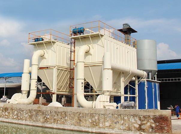 桂林某化工公司年产10万吨碳酸钙超细磨项目