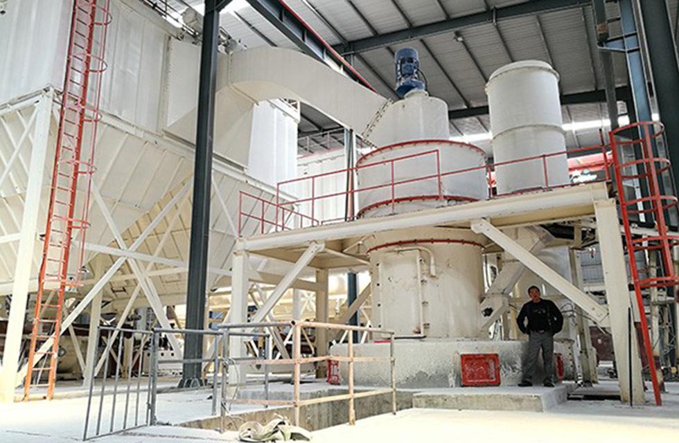 浙江长兴某企业雷蒙磨年产50万吨碳酸钙生产项目