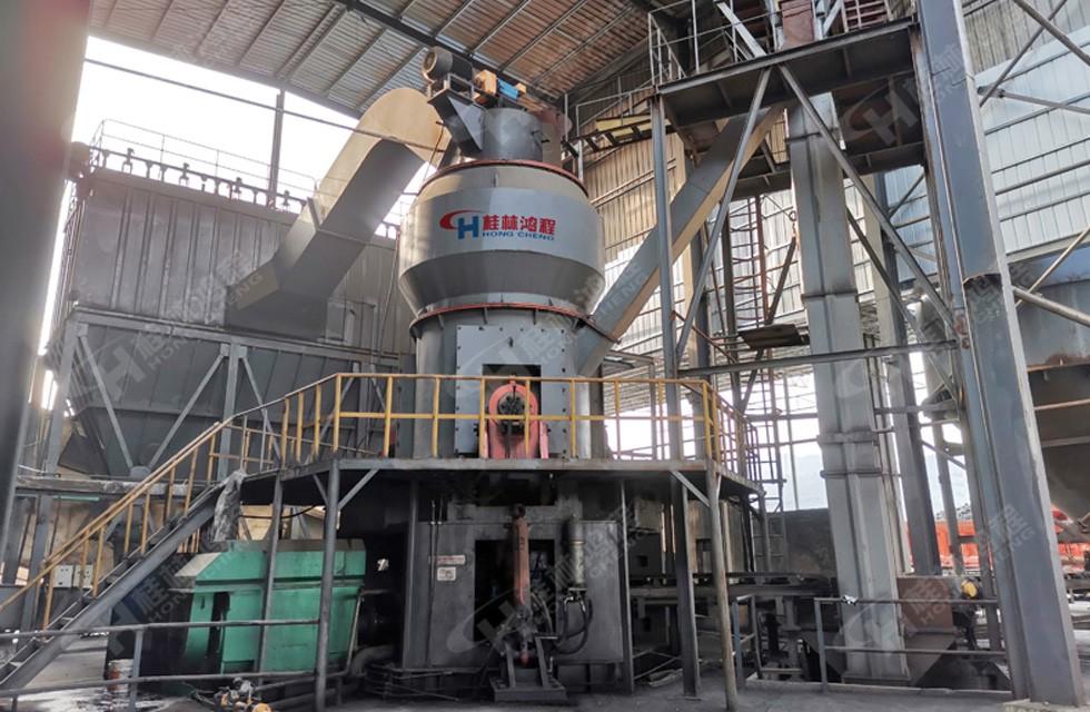 立磨机制备煤粉年产22万吨项目