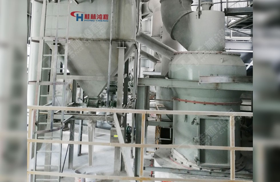 乌鲁木齐石灰石石灰氢氧化钙生产线项目
