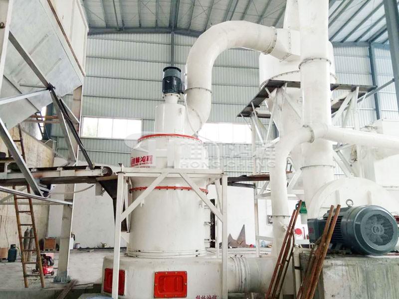 大型节能雷蒙磨粉机怎么节能?