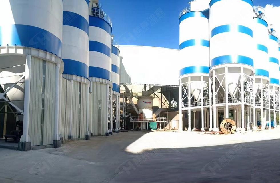【案例】祝贺鸿程碳酸钙矿石立磨HLM2400福建客户投产