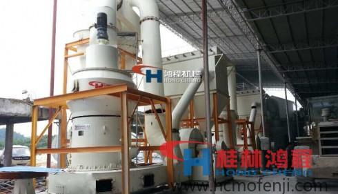 180-200目水质改良沸石粉雷蒙机 桂林鸿程雷蒙机