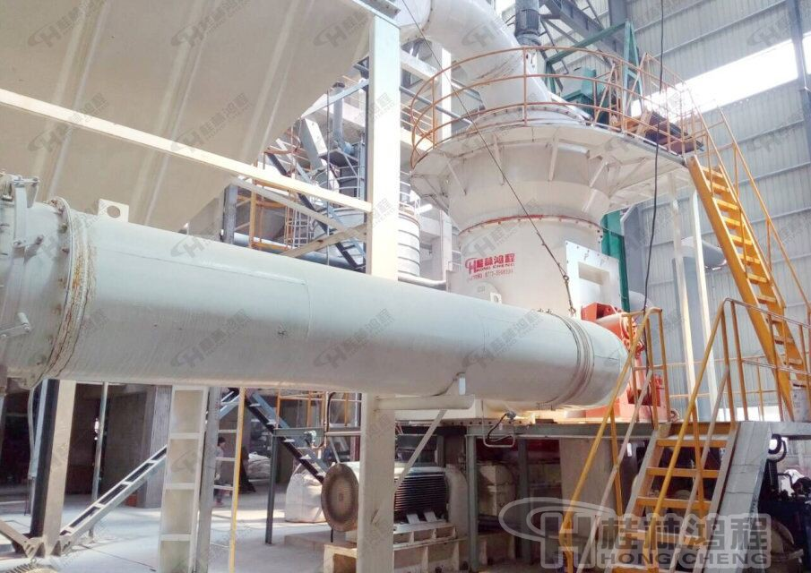 100目~325目兰晶石粉环保型磨粉机 HLM立式磨粉机