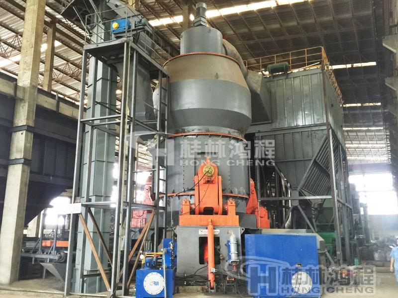 年产30万吨HLM2900水泥立磨多少钱一台?