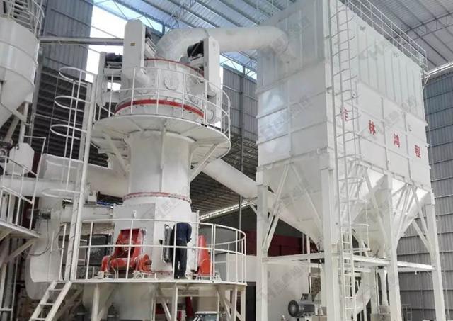 白云母超细磨机 超细立式磨粉机 海泡石立磨