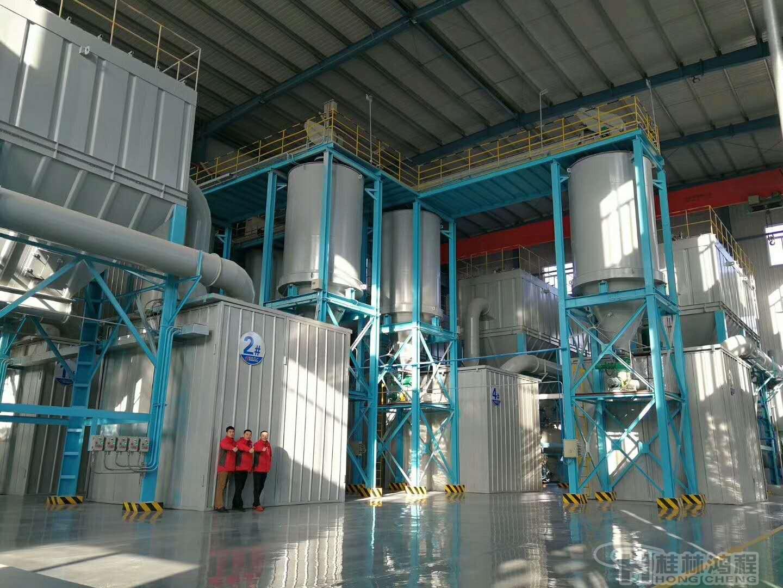 石灰石磨粉機 超細環輥磨粉機