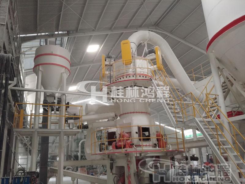 四辊大型磨煤机HLMX超细立磨