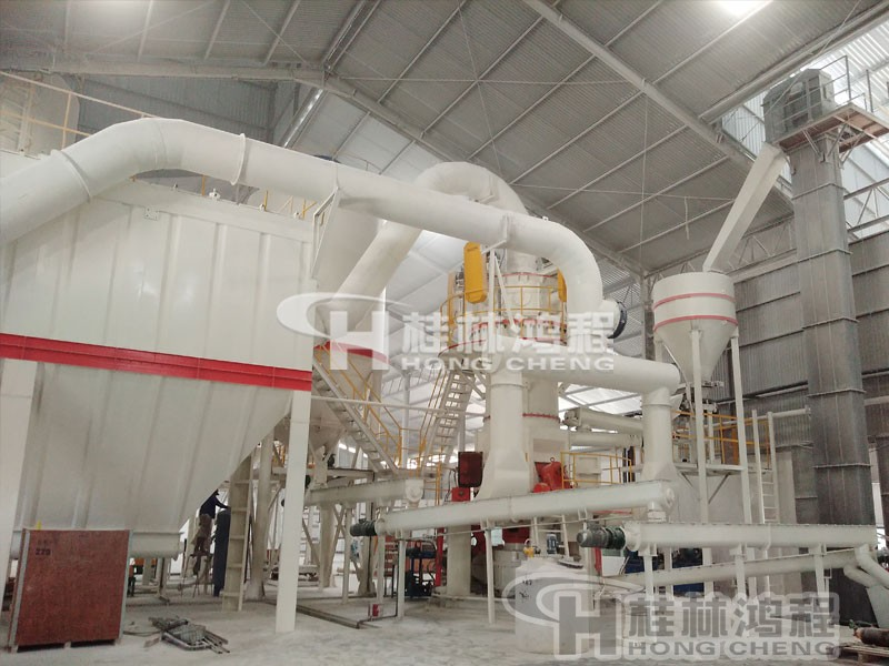 1250目云母磨粉机HLMX超细立磨