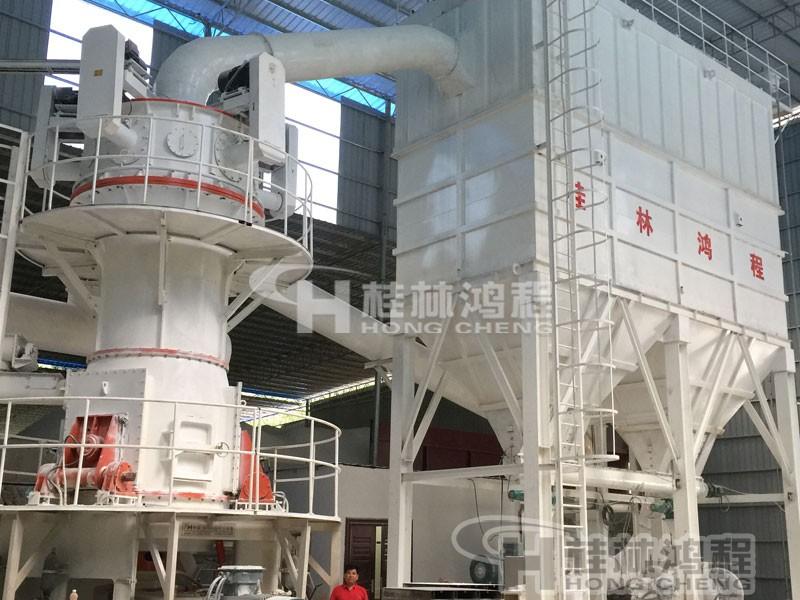 石墨立磨 碳素磨粉机