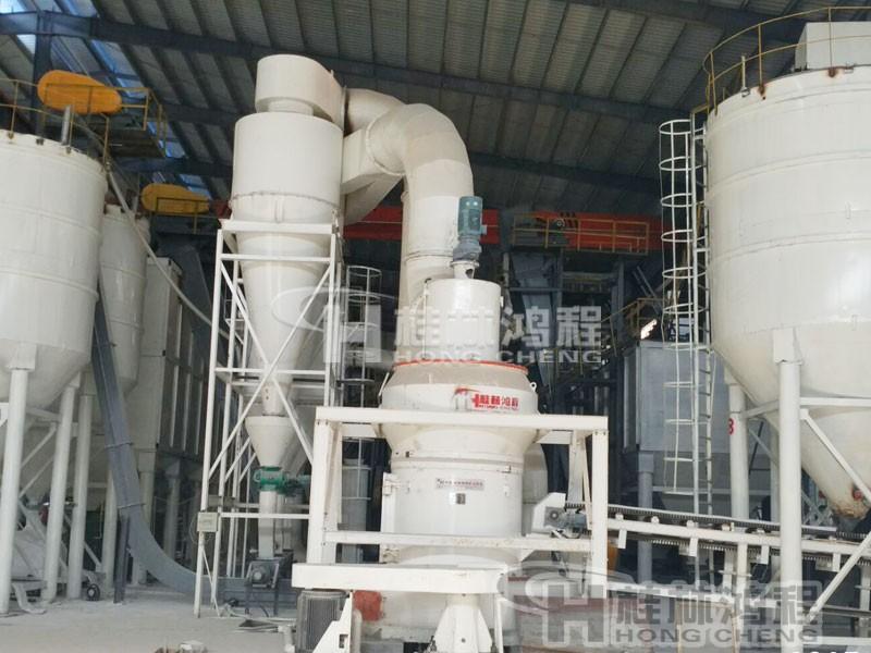 400目雷蒙磨粉机 HC1500摆式磨粉机