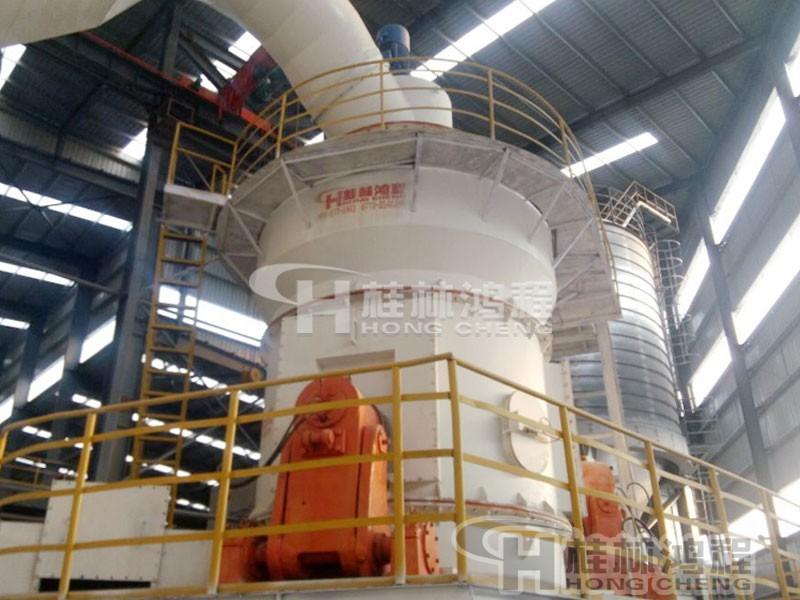 HLM立式磨煤机
