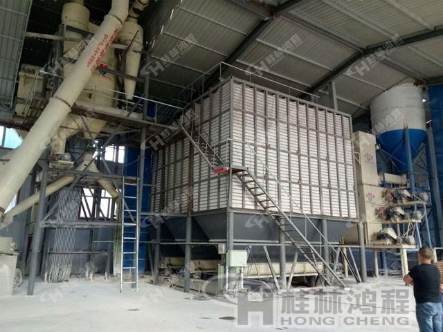 250目氢氧化钙时15吨山西朔州市活性钙粉生产线