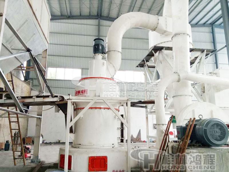 矿石干磨机HCQ雷蒙磨粉机