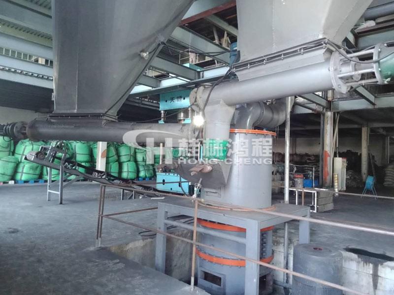 膨润土新型磨粉机