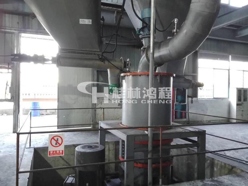 方解石超细磨价格HCH环辊磨粉机