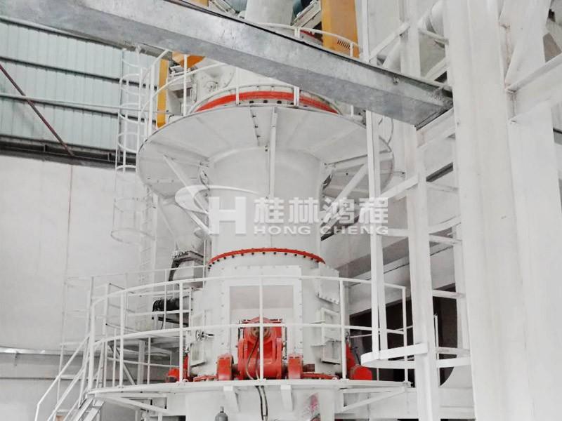 3000目电气石超细磨粉机型号 HLMX1100超细立磨