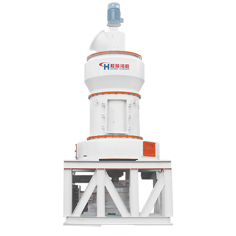 鸿程矿山机械的大型石粉磨机-150目大型石粉磨机:HC1900摆式磨粉机
