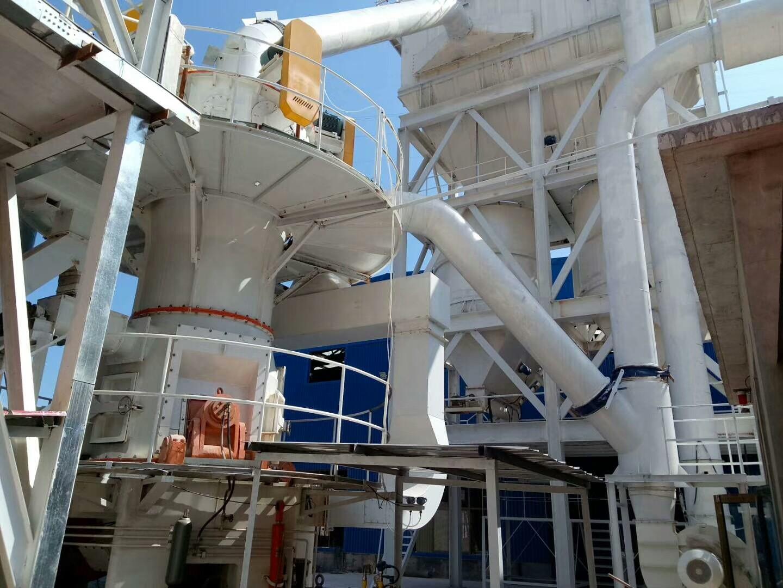 桂林鸿程325~3000目铸造用铝矾土粉HLMX铝矾土超细立磨