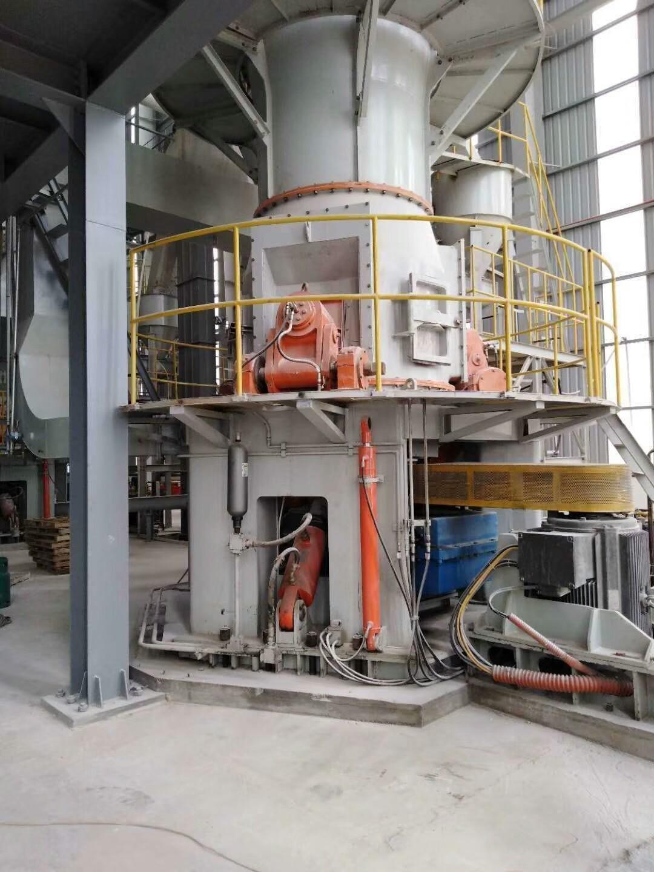 煤制粉系统立式磨机HLMX煤矿石磨粉机