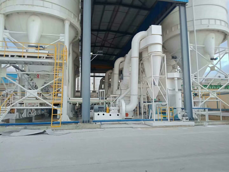 生产活性炭磨机HLMX超细立式磨粉机