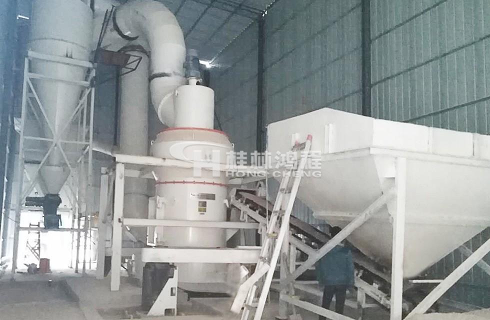 HC1700玻纤磨粉设备磨粉机:HC摆式磨粉机