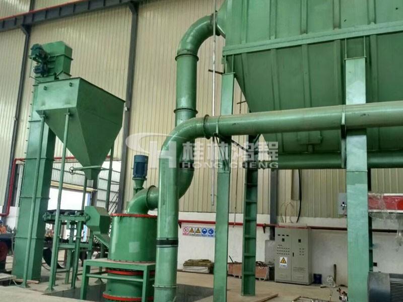 1250目萤石磨粉机矿设备HCH超细环辊磨